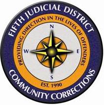 Fifth Judicial District logo